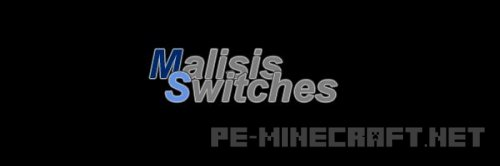 Мод MalisisSwitches для Minecraft 1.9