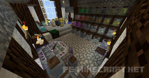 Мод ThaumCraft для Minecraft 1.8