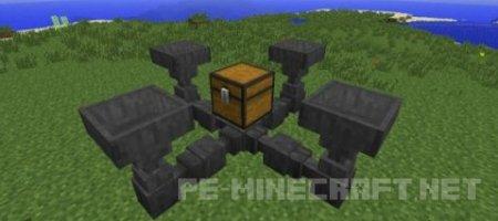 Мод Hopper Ducts для Minecraft 1.9