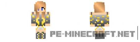 Скин Одри для Minecraft
