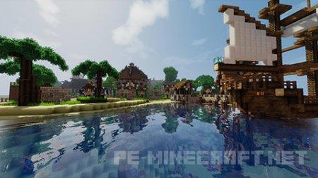 Скачать Minecraft PE 0.17.0 на Андроид