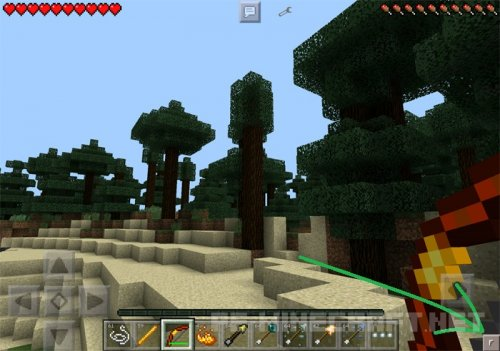 Мод More Bows and Arrows [0.15.0]