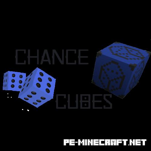 Мод Chanse Cubes для Minecraft 1.9