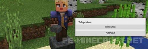 Мод Teleporter [0.14.3]