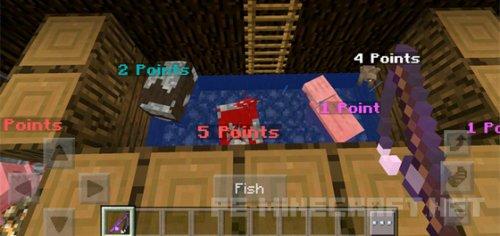 Карта Fishing Mobs [0.14.3]