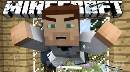 Fragile Glass для Minecraft 1.9.4