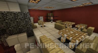Карта Фабрика ТнТ для Minecraft PE 0.15.6