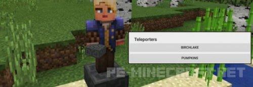 Мод Teleporter 0.15.4