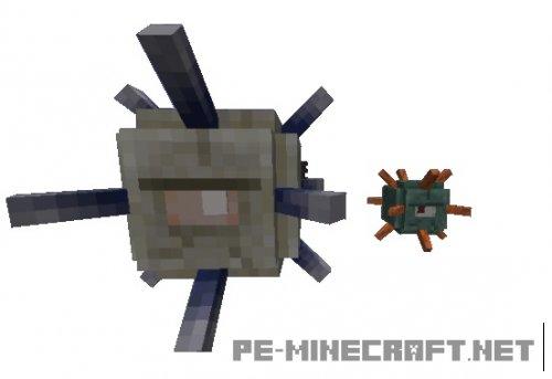 Подводная крепость в Minecraft Pe 0.16.0: Все самое главное