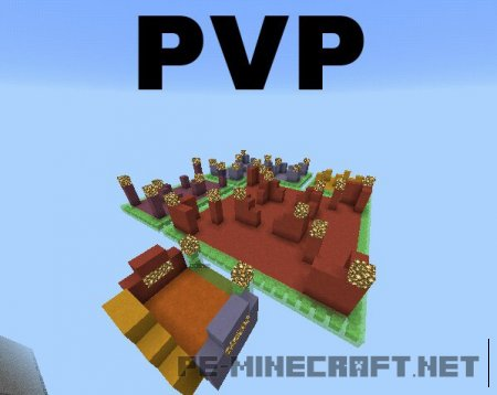 Красивый сервер Майнкрафт ПЕ KillerSCraft
