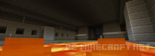Карта Святилище мертвецов для Minecraft 0.15.6