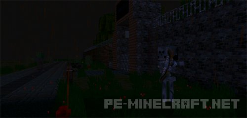 Карта The Orphanage для Minecraft PE 0.16.0