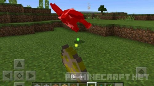 Мод One Punch Man MCPE 0.16.0