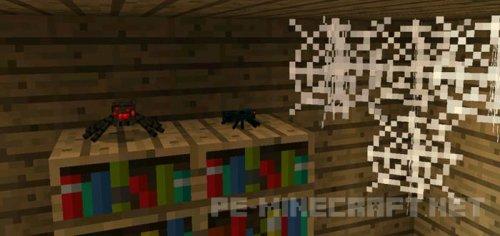 Мод на реалистичных мобов для Minecraft 0.16.0