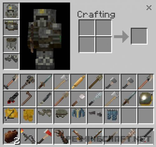Аддон FalloutCrafter для Minecraft PE 0.16.0