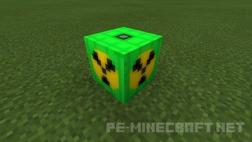 Аддон на Ядерную бомбу для Minecraft PE 0.16.0
