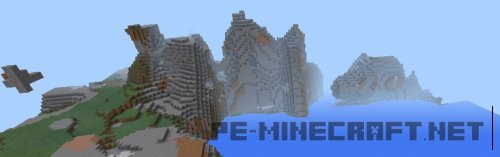 Сид на Очень крутые горы для MCPE