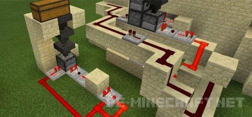 Текстуры CodeCrafted для Minecraft Pe 0.16.0