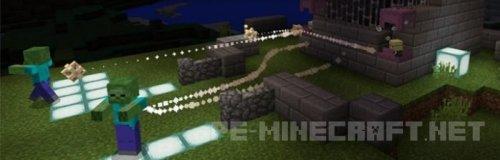 Мод Shulker Defense System для Minecraft PE 1.0.0/0.17.0