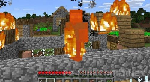 Мод Invincibility для Minecraft PE 0.17.0/1.0
