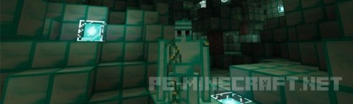 Карта Diamon Dimension для MCPE 0.17.0/1.0.0