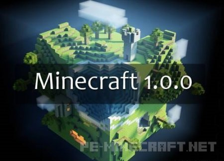 Скачать Minecraft PE 1.0 The Ender Update