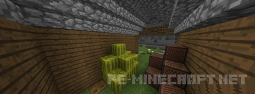 Карта Farm Hide and Seek для MCPE 1.2 (Мини-игра)