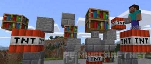 Мод Block Entity для MCPE 1.2