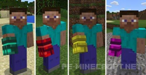 Мод Minecraft Story Mode S3 для MCPE 1.3